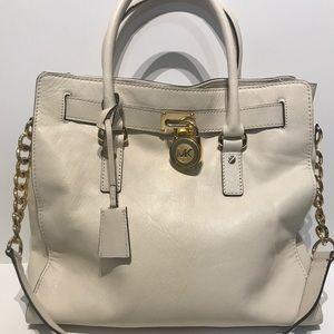 Michael Kors Hamilton Large Tote Shoulder Bag